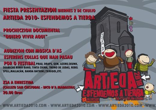 Festibal Artieda 2010 - Esfendemos a Tierra Fiesta2